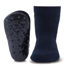 Ewers STOPPI anti slip sokken Marine blauw maat 35-38