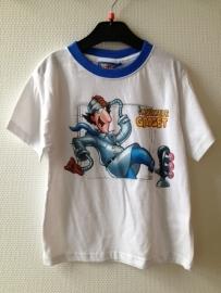 Inspector Gadget T-shirt wit
