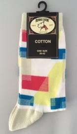 Bonnie Doon dames sokken Kinetic Pebble mt 36 - 42