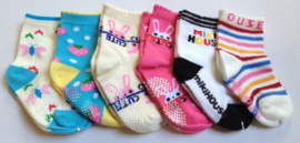 Verrassings set van 10 paar sokken assorti (super aanbieding, mogen niet terug gestuurd worden)