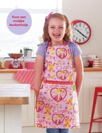 Cooksmart keukenschort voor 4 tot 7 jaar