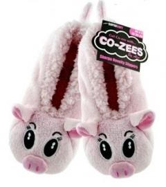 Cozees slipper sok biggetje mt 36 - 38