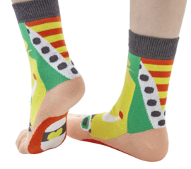 WALKYTALKIES sokpop Riddertijd  - Say Chic - Jonkvrouw