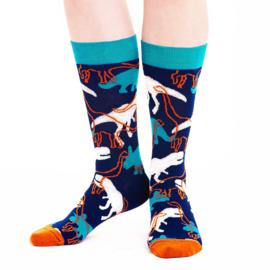 Ballonet Dino dames sokken mt 36 - 40