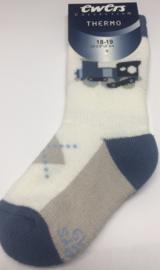 Ewers Thermo sokken Trein maat 18-19
