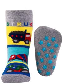 Ewers anti slip sokken construction maat 17-18