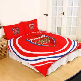 Arsenal voetbal dekbedovertrek tweepersoons