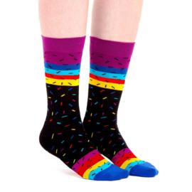 Ballonet Sprinkle dames sokken mt 36 - 40