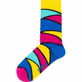 Ballonet Pegasus dames sokken mt 36 - 40 multi kleuren