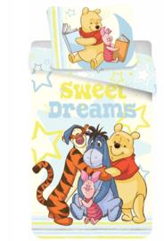 Winnie the Pooh kinder dekbedovertrek Sweet Dreams
