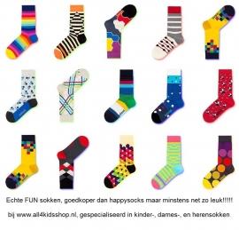 Assorti Ballonet verrassingsset van 3 paar sokken in maat naar keuze