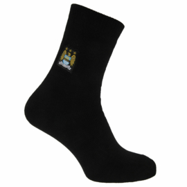 Manchester City Thermo sokken, maat 39 - 46