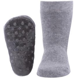 Ewers STOPPI anti slip sokken licht grijs maat 29-30