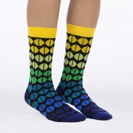 Ballonet Beans heren sokken mt 41 - 46 grote rondjes