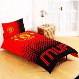 Manchester United voetbal dekbedovertrek