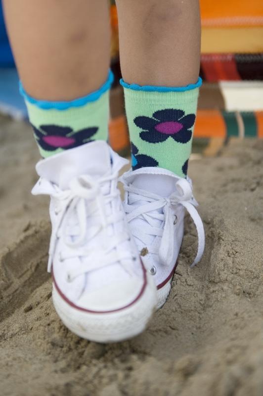 Bonnie Doon kinder sokken Daisy