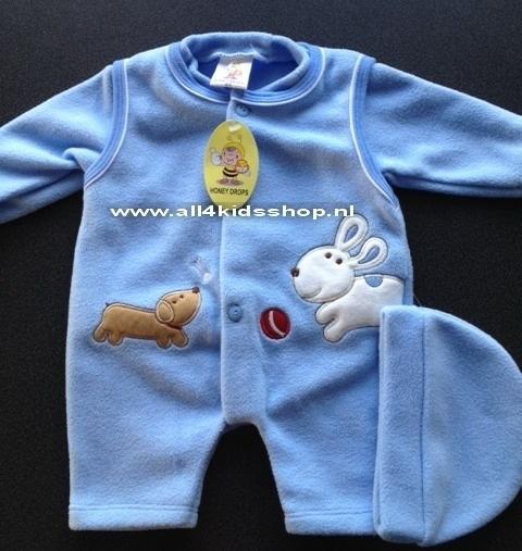 3 delig babypakje voor 0 tot 3 maanden
