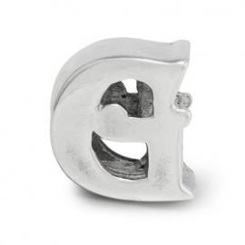 Alfabet bedel Larenza G letter