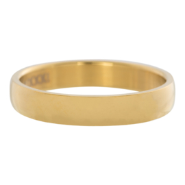 Gladde iXXXi vulring goud Smooth - 4 mm