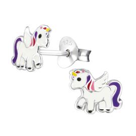Unicorn oorbellen dieren oorbellen voor kinderen