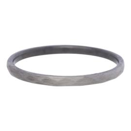 Hammerite ring iXXXi  antiek zilver