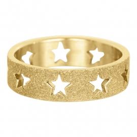 iXXXi Jewelry gouden sterren ring