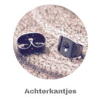 Achterkantjes/Slotjes/Stoppers oorbellen