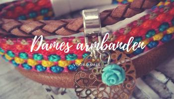 Prachtige dames armbanden Idhuna Jewels
