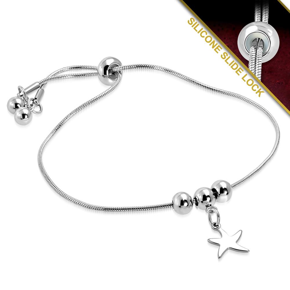 Dames armband met ster hanger