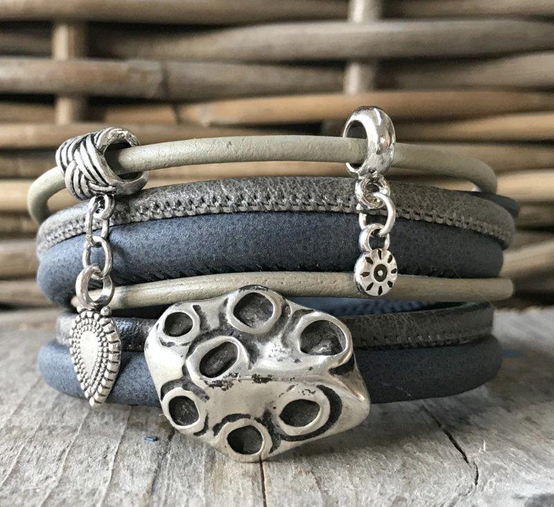 Wikkelarmbanden nieuwe collectie
