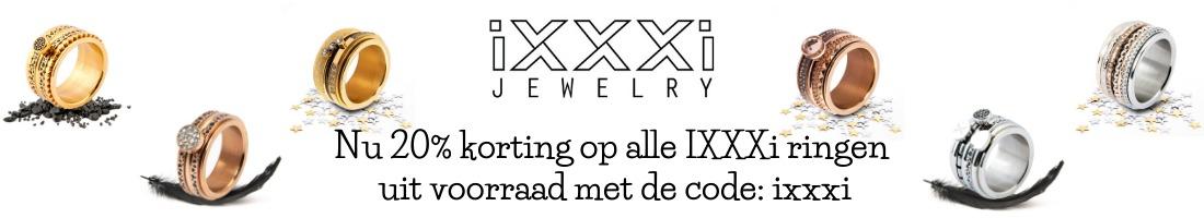 20% korting op IXXXI