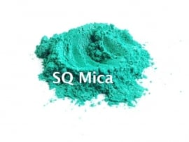 SQ Mica - Zeegroen - KNM045