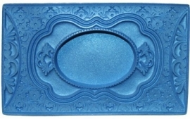- SALE -  First Impressions - Mold  - Plaques - Plaque 6 - PL115