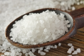 Bath salts – Sea salt - coarse grains - ZOU08