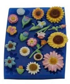 - AANBIEDING - First Impressions - Mal - Bloemen Set - mini misc bloem - FL107