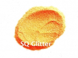 SQ Glitter (cosmetic) - Orange - CG015