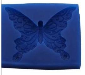 - AANBIEDING - First Impressions - Mal - Dieren - vlinder versierd - A248