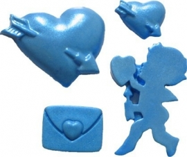 - SALE - First Impressions - Mold - Valentine's Day - Valentine's Set 1 - SE280