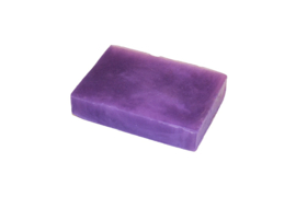 Glycerin soap - Purple  - pearlescent - 100 grams - GLY139