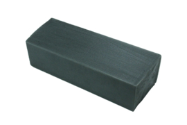 Glycerin soap - Anthracite - 1,2 kg - GLY202