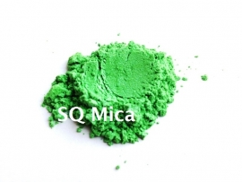 SQ Mica - Apple Green - KNM002