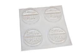 Zeepmal - Chill Pill - 4 stuks - ZMP009