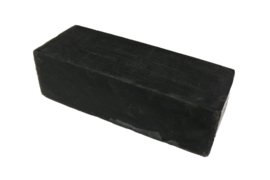 Glycerinezeep - Zilver/Zwart - 1,2 kg - GLY240 - parelmoer