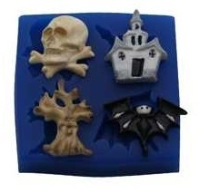 - SALE - First Impressions - Mold - Halloween - Halloween Set - SE311