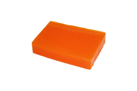 Glycerin soap - Orange - 100 grams - GLY124