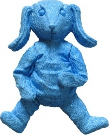 - SALE - First Impressions - Mold - Baby - stuffed rabbit - B198