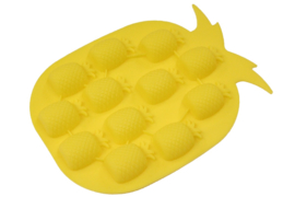 rubber shape - pineapples - ZMR040
