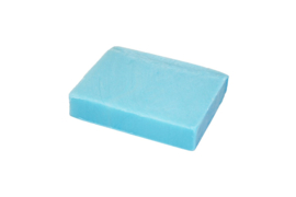 Glycerin soap - Candy Crush - Blue pastel  - 100 grams - GLY169