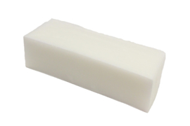 Glycerin soap - Neutral - white - 1,2 kg - GLY219