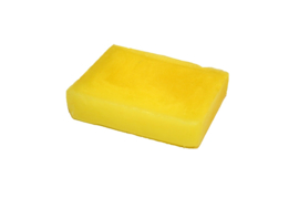 Glycerin soap - Lemon Yellow - pearlescent - 100 grams - GLY167
